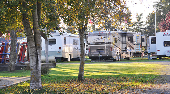 Beachside RV Park